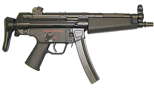 HP MP5 SD